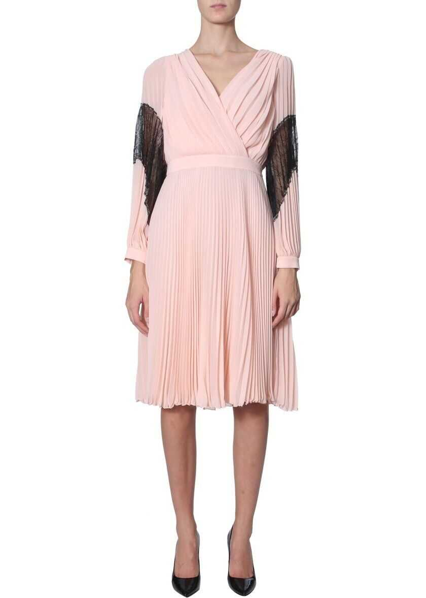 LOVE Moschino Polyester Dress PINK