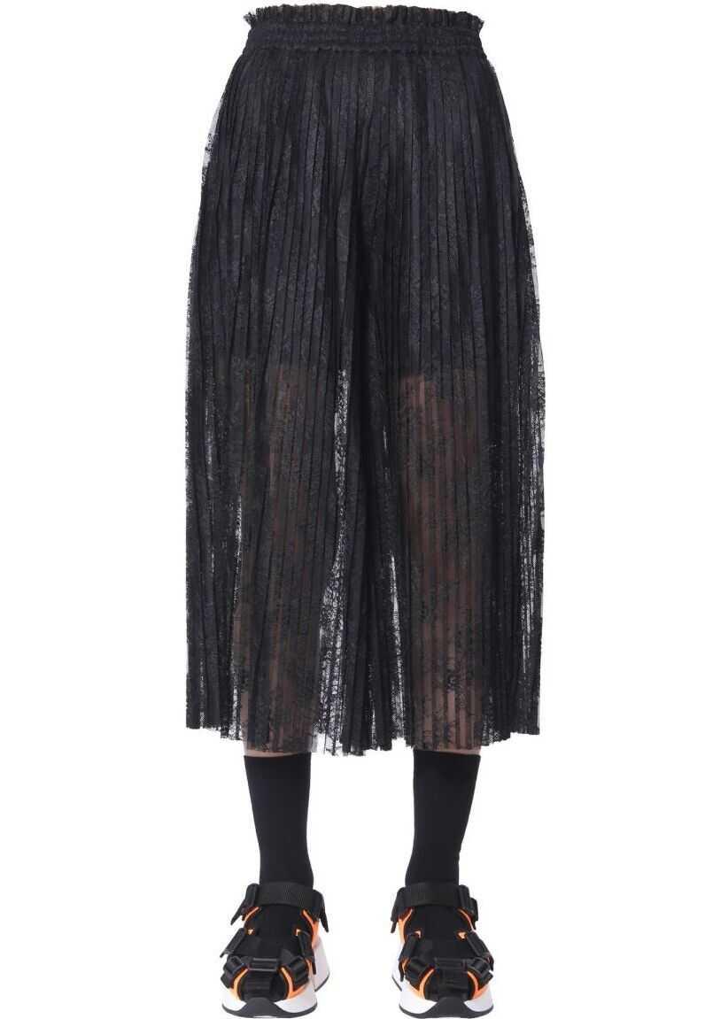 Maison Margiela Polyester Skirt BLACK