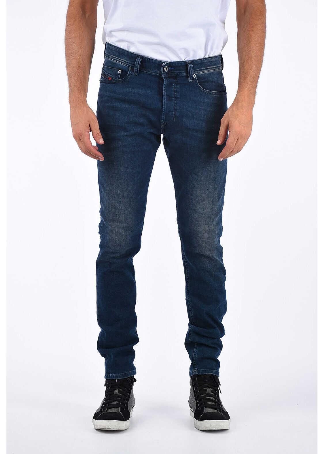Diesel 16cm Stretch Denim TEPPHAR Jeans L.32 BLUE