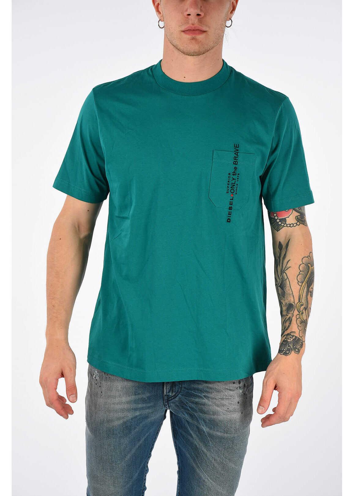 jersey JUST-POCKET T-Shirt