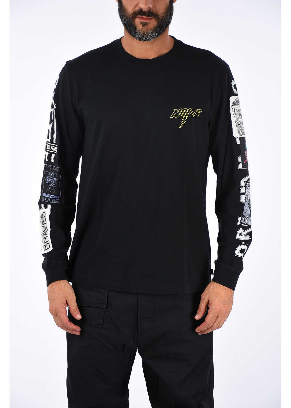 Embroidered JUST T-shirt