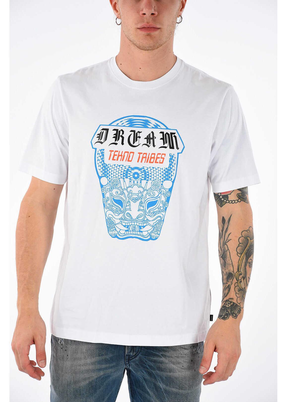 T-shirt JUST-WN Tecno Tribes