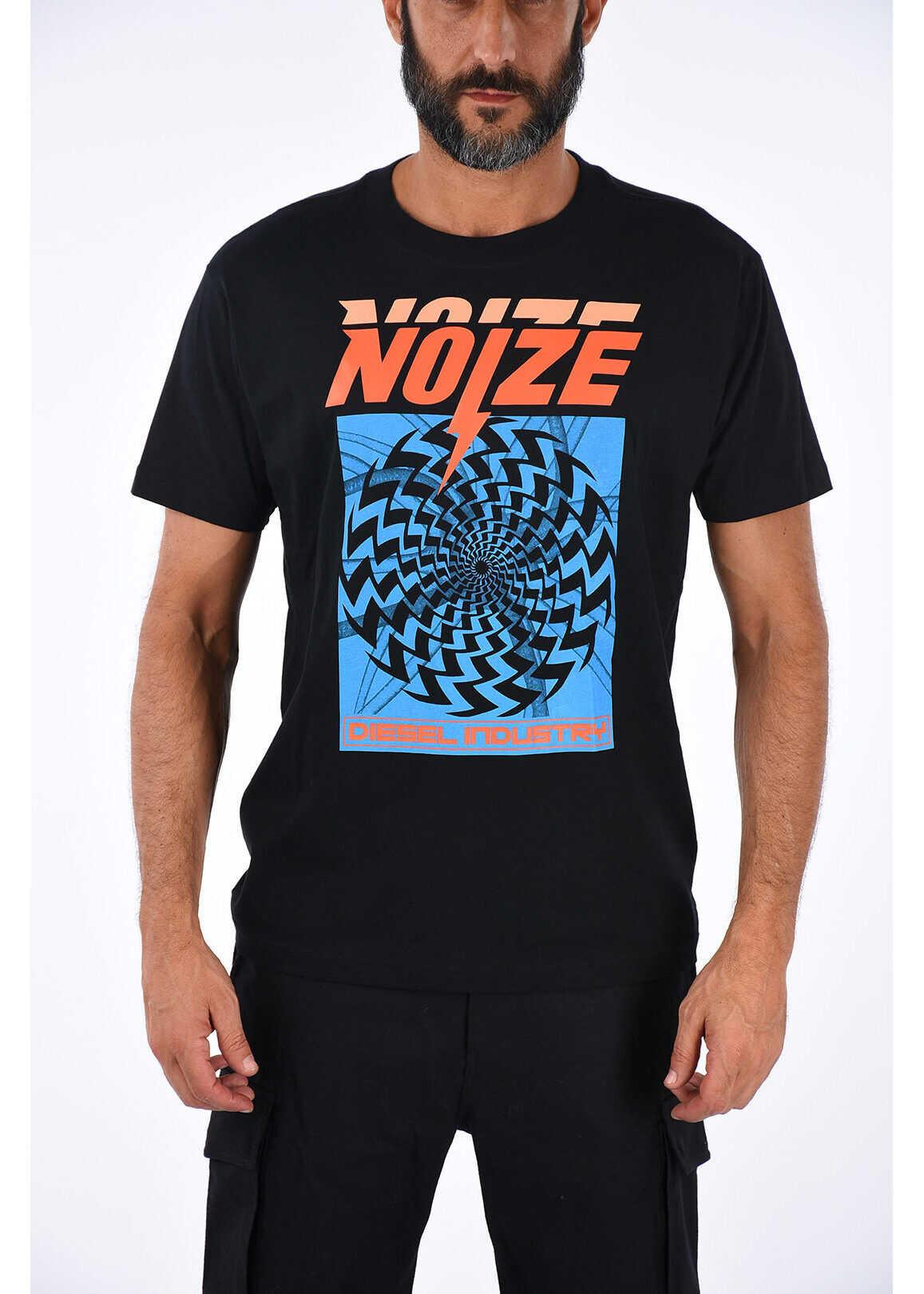 Printed WALLACE T-shirt