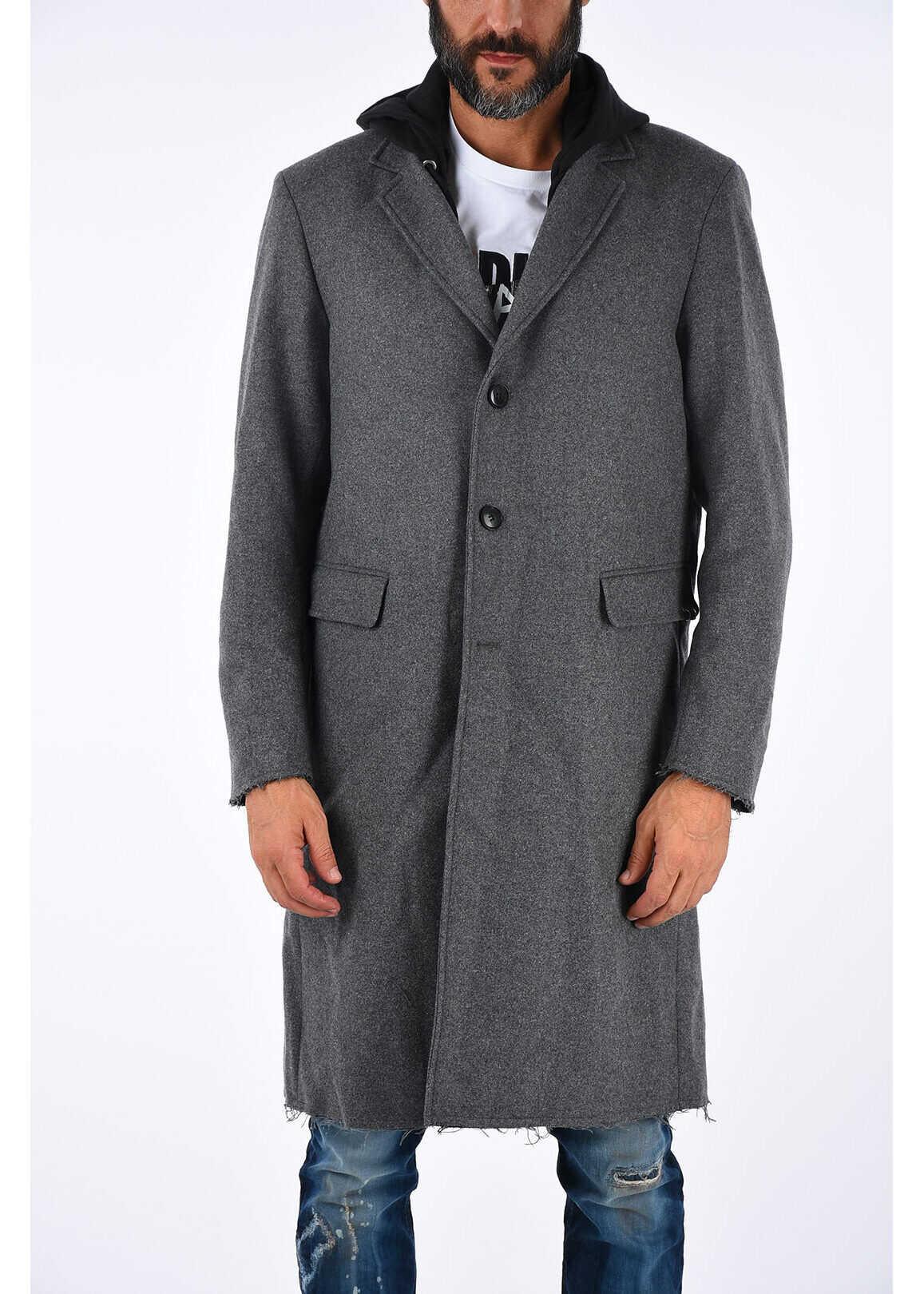 Hooded W-DEXTER Coat