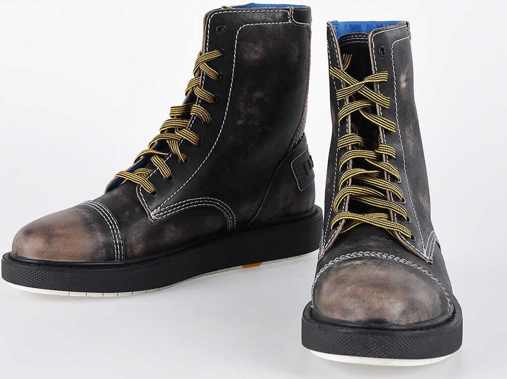Diesel Leather
