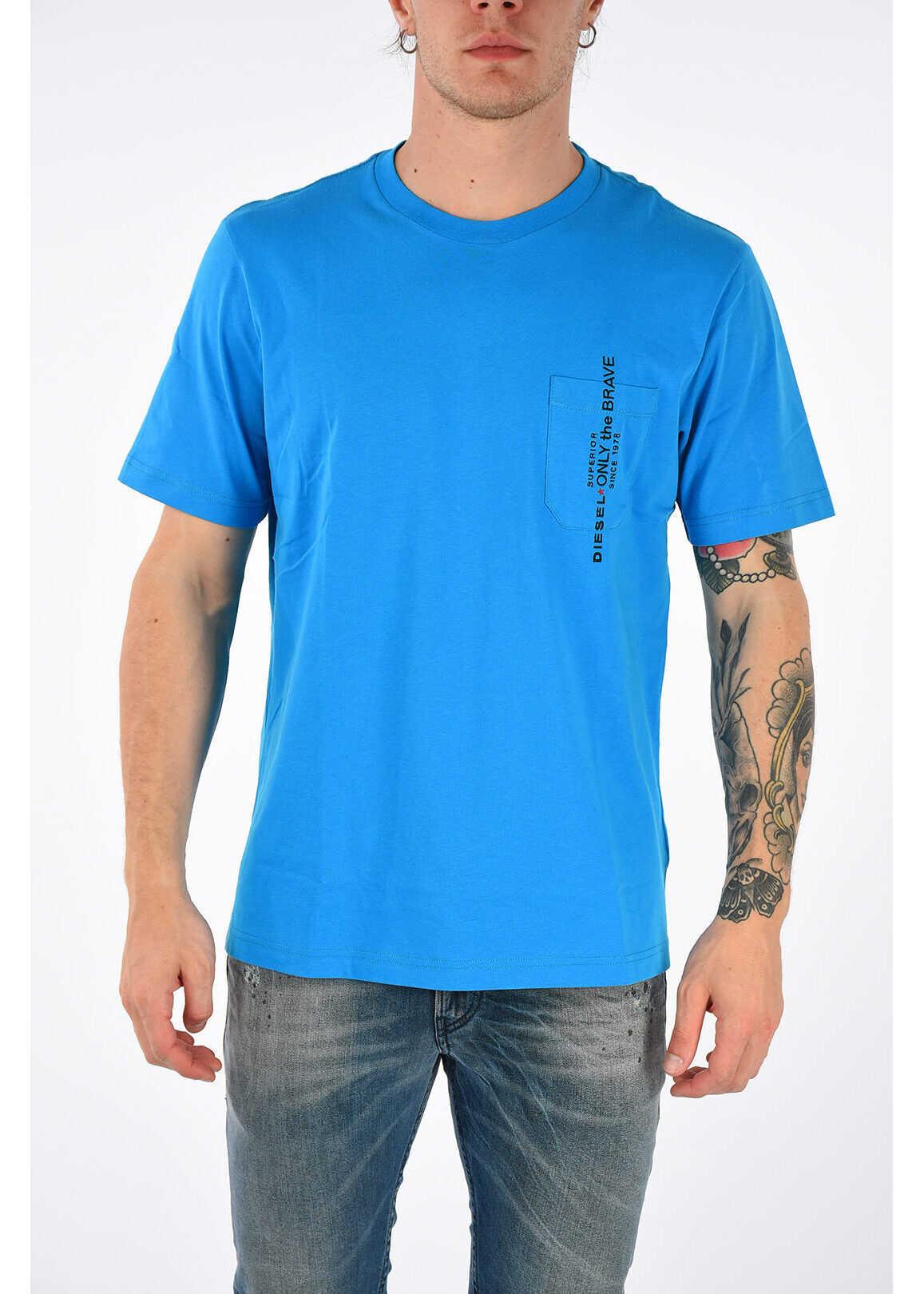 T-shirt JUST-POCKET