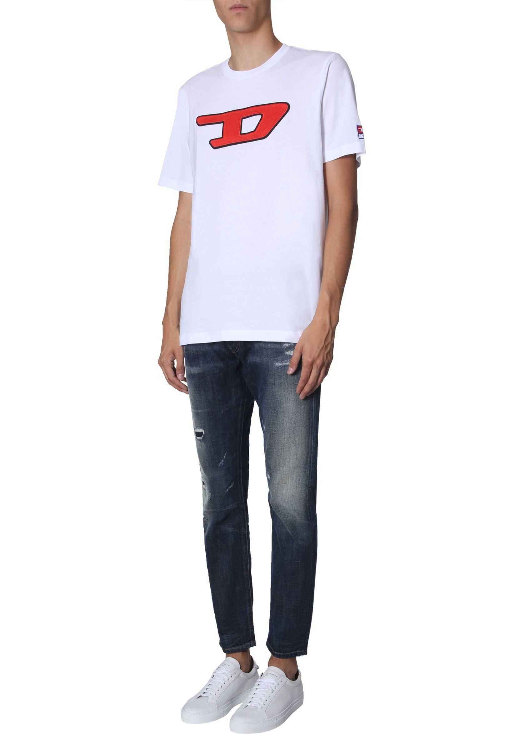 """T-Just-Division-D"" T-Shirt"