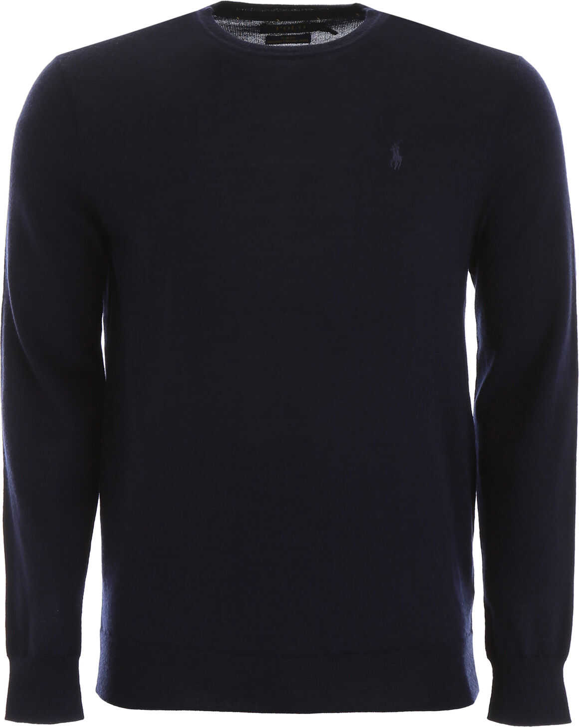 Ralph Lauren Pullover With Embroidered Pony NAVY