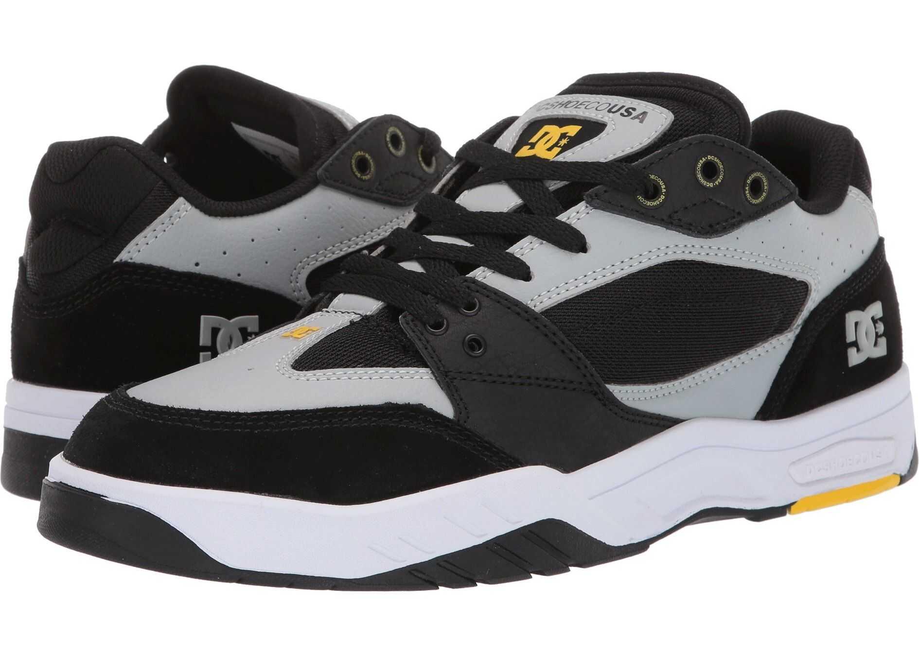 DC Maswell Black/Grey/Yellow