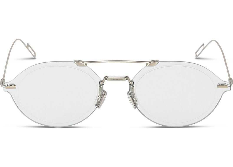 Dior Metal Sunglasses SILVER