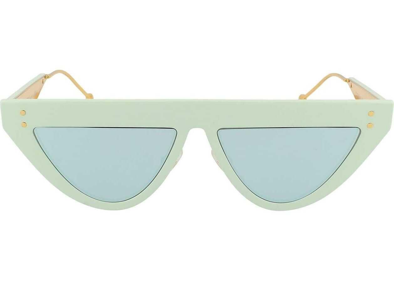 Fendi Acetate Sunglasses LIGHT BLUE