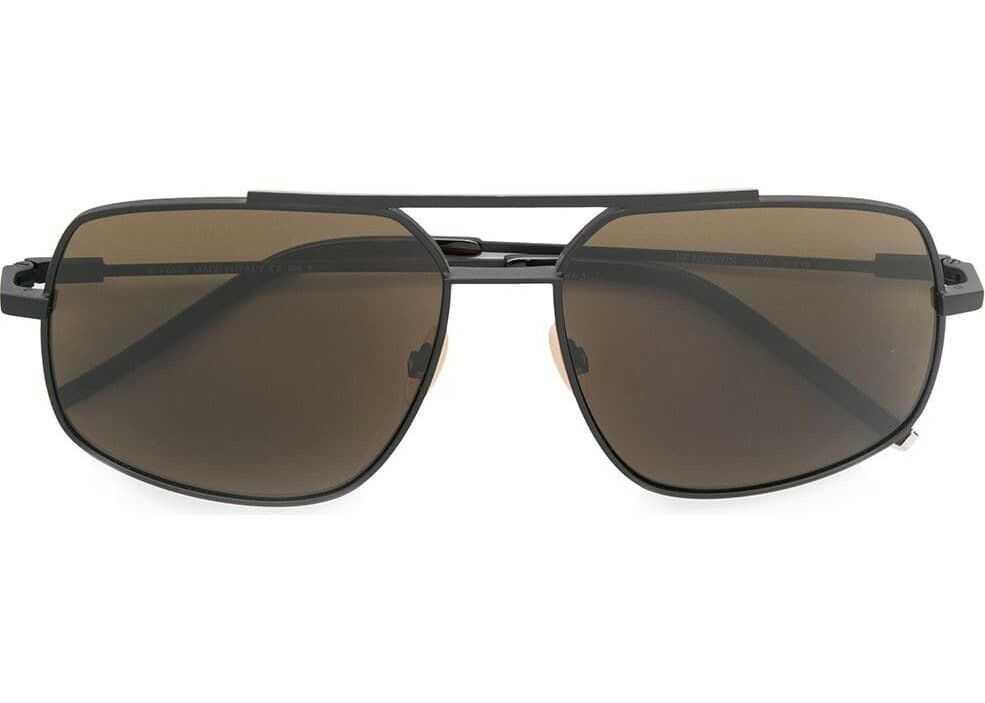 Fendi Metal Sunglasses BLACK