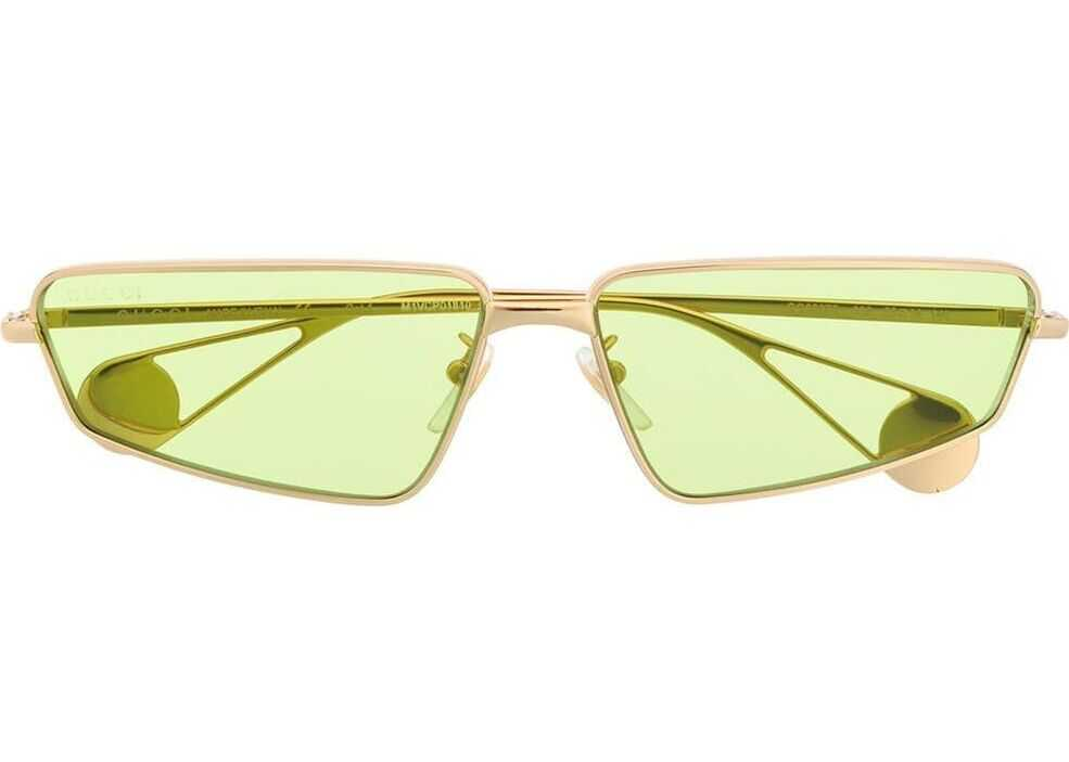Gucci Metal Sunglasses GOLD