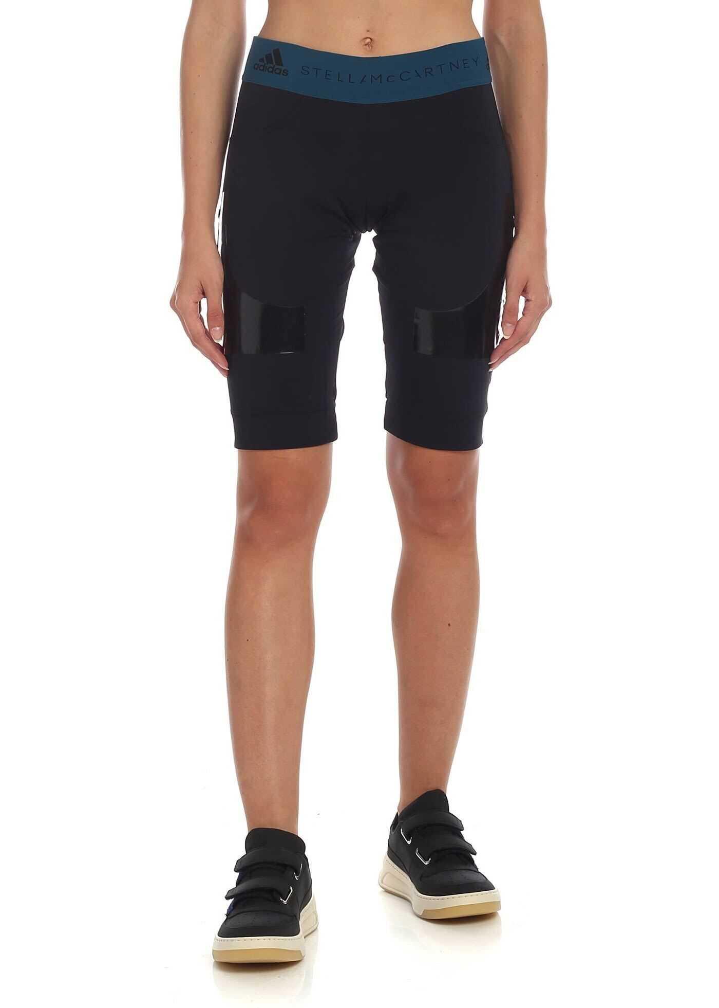 Hybrid Shorts In Black
