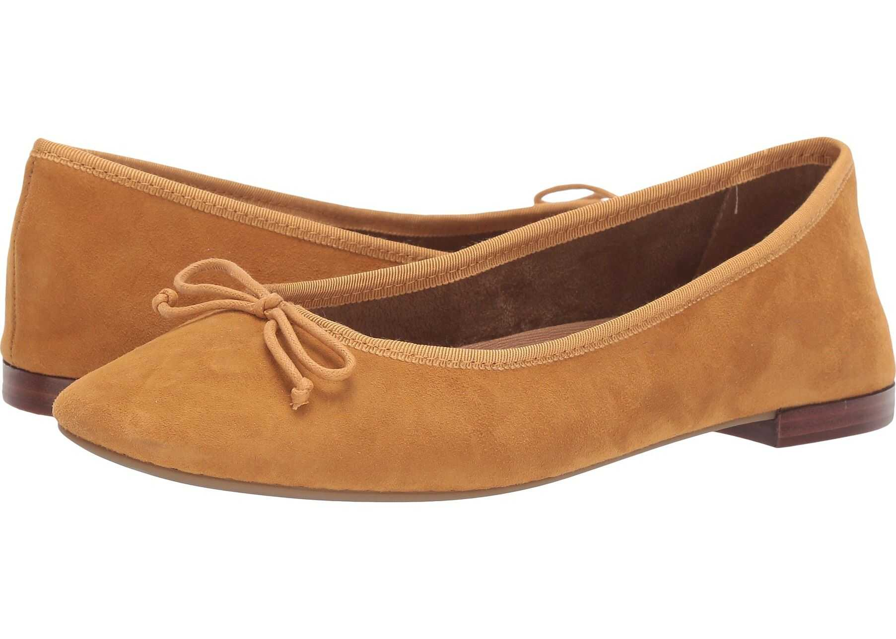 Aerosoles Martha Stewart Homerun Yellow Suede