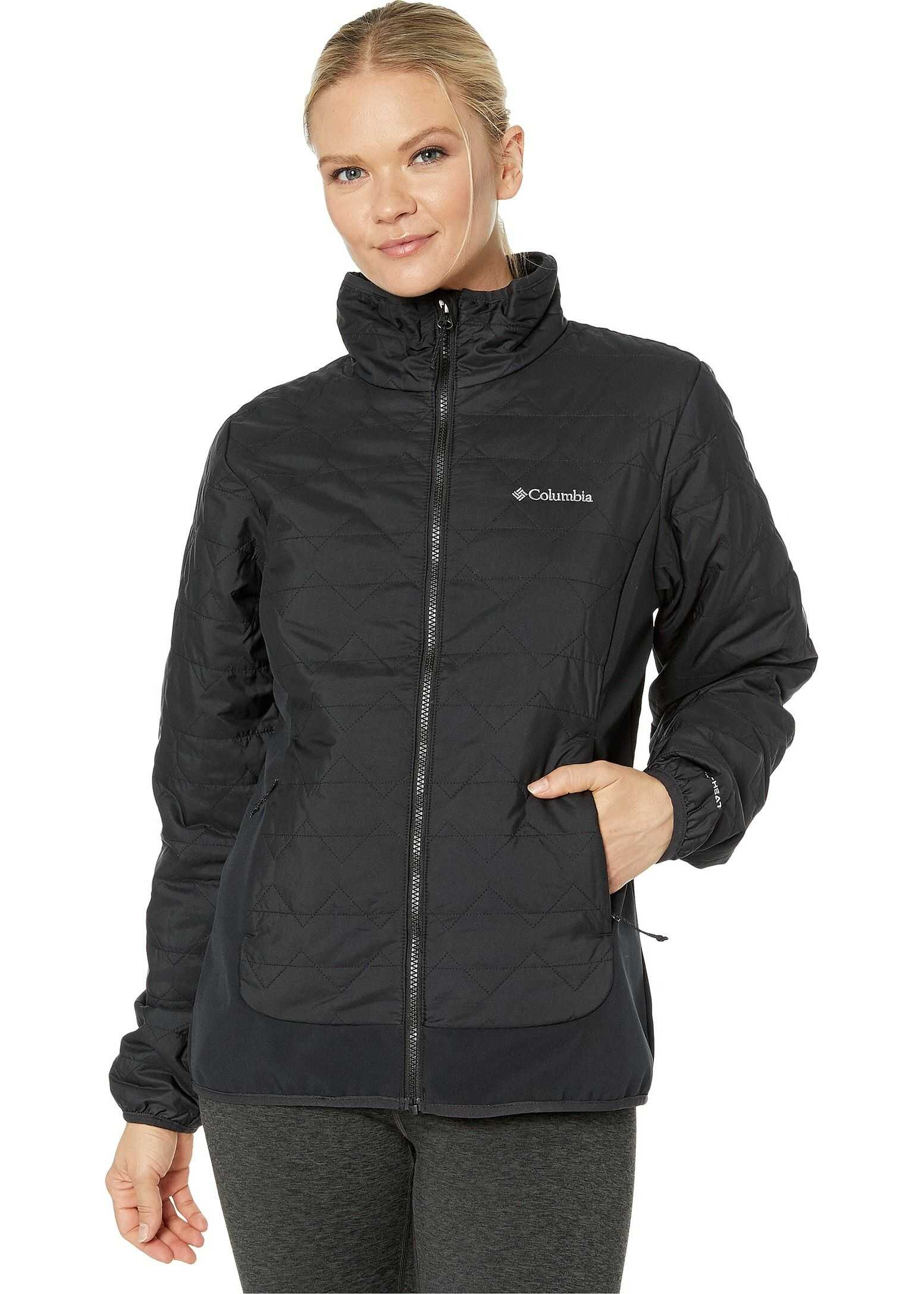 Columbia Seneca Basin™ Hybrid Jacket Black