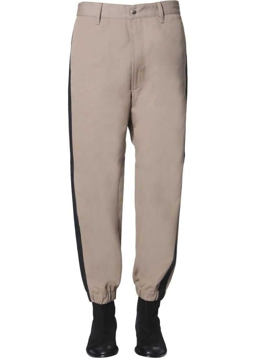Diesel Polyester Pants BEIGE