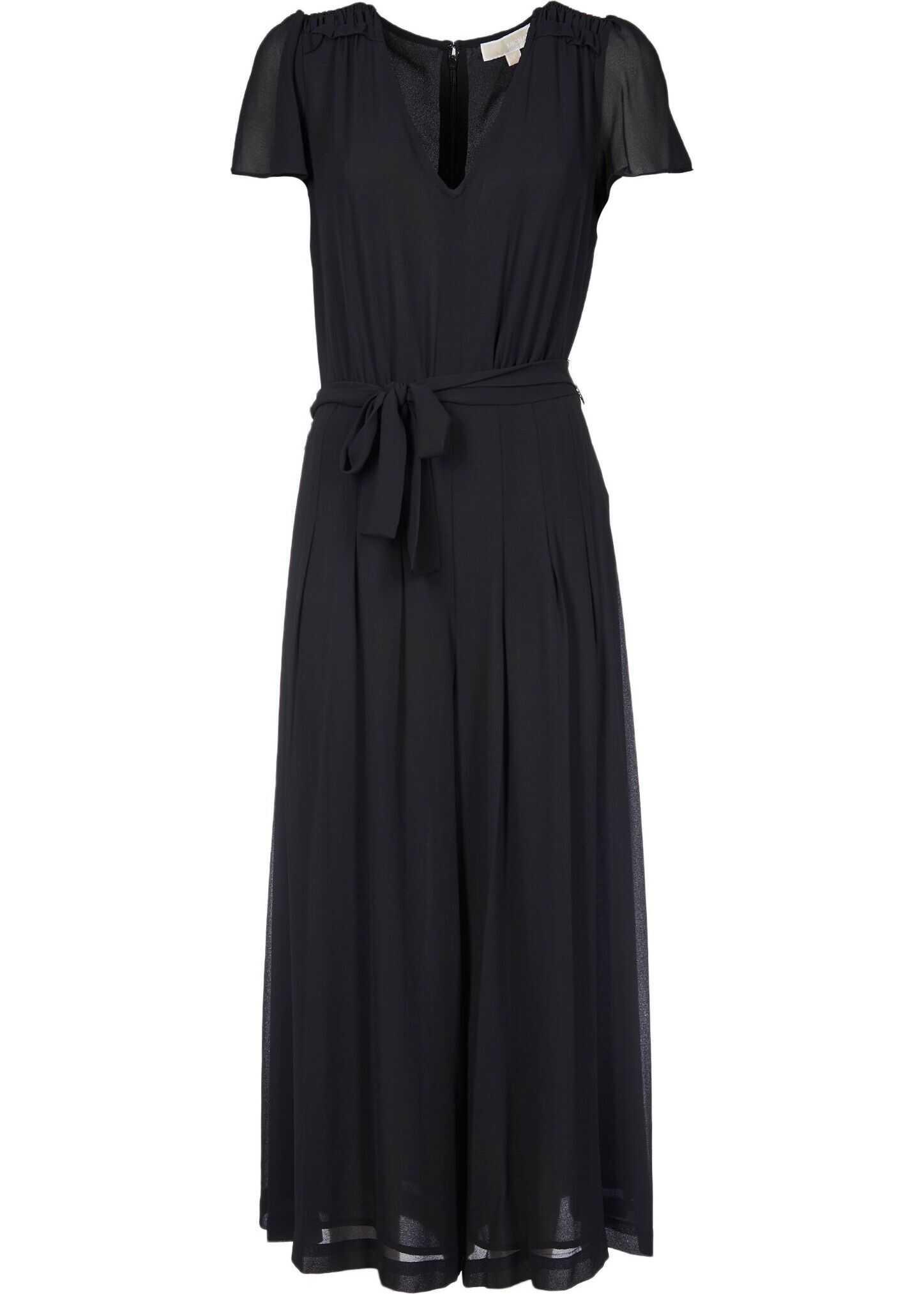 Michael Kors Polyester Dress BLACK