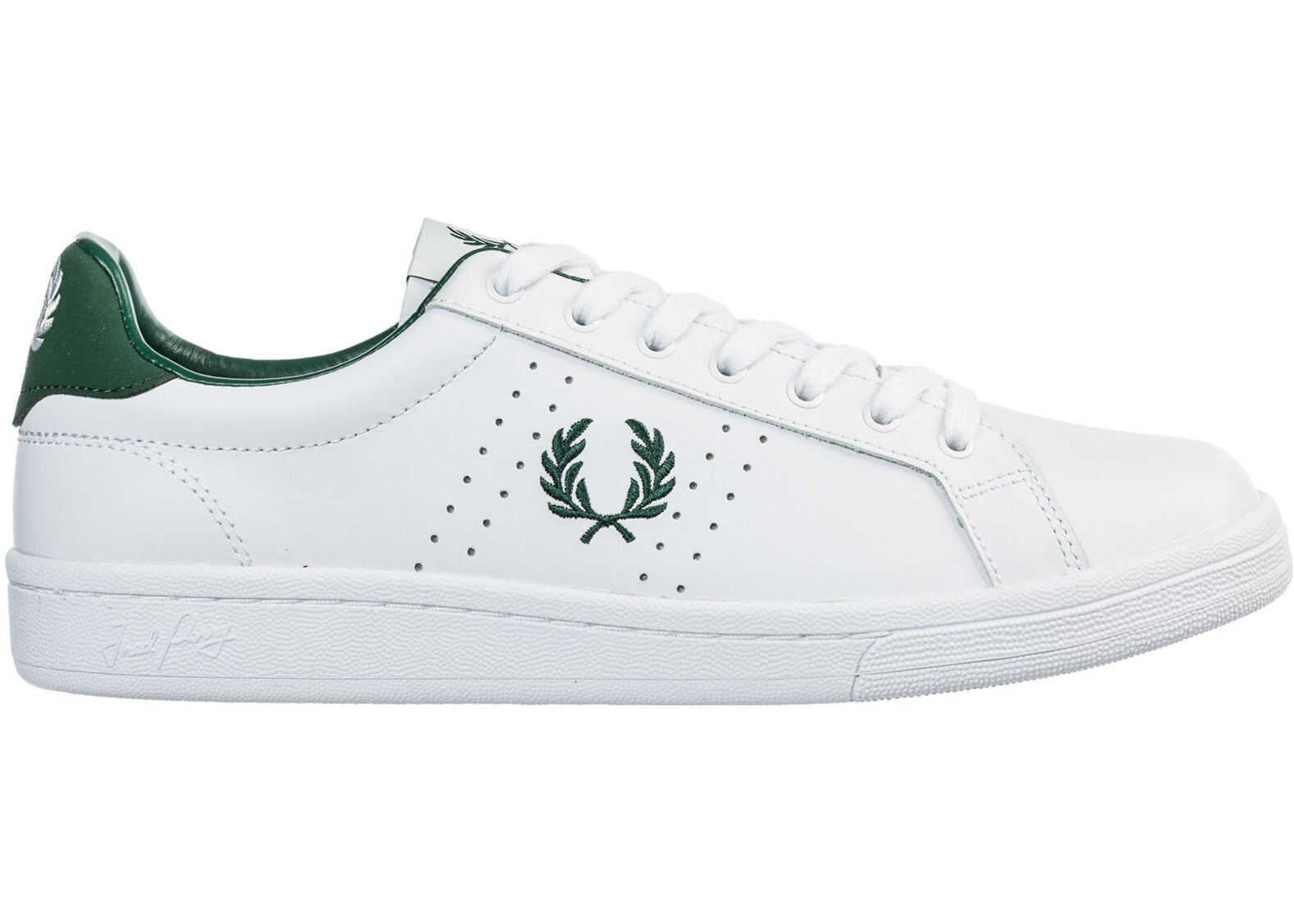 Fred Perry Sneakers B721 White