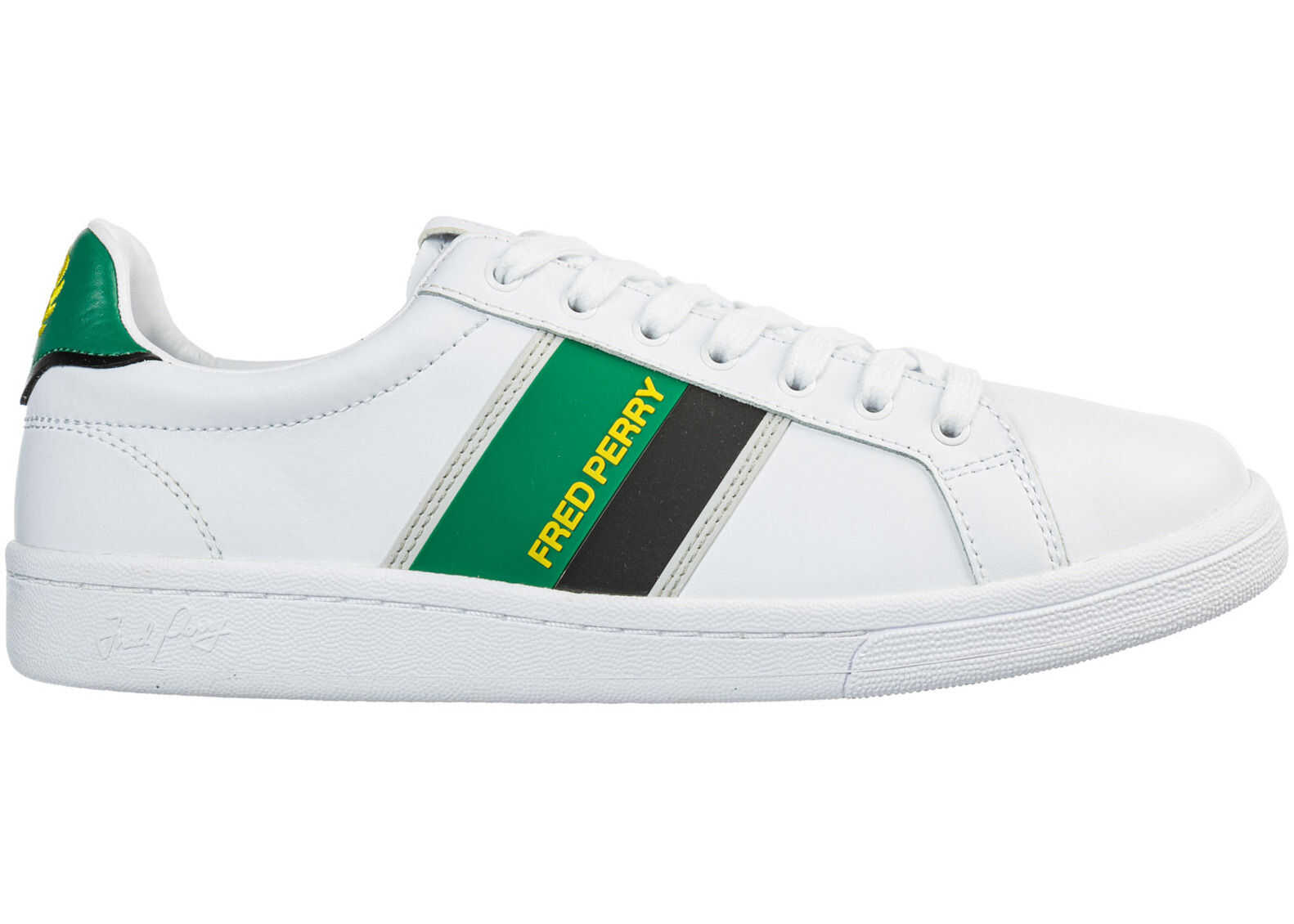 Fred Perry Trainers Sneakers White