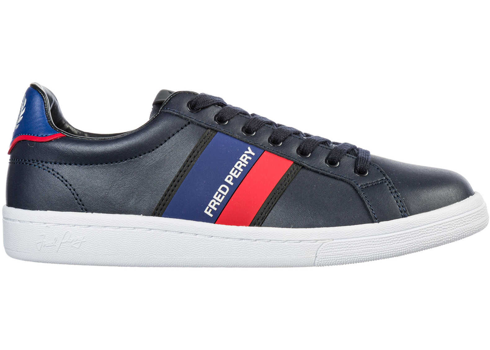 Fred Perry Trainers Sneakers Blue