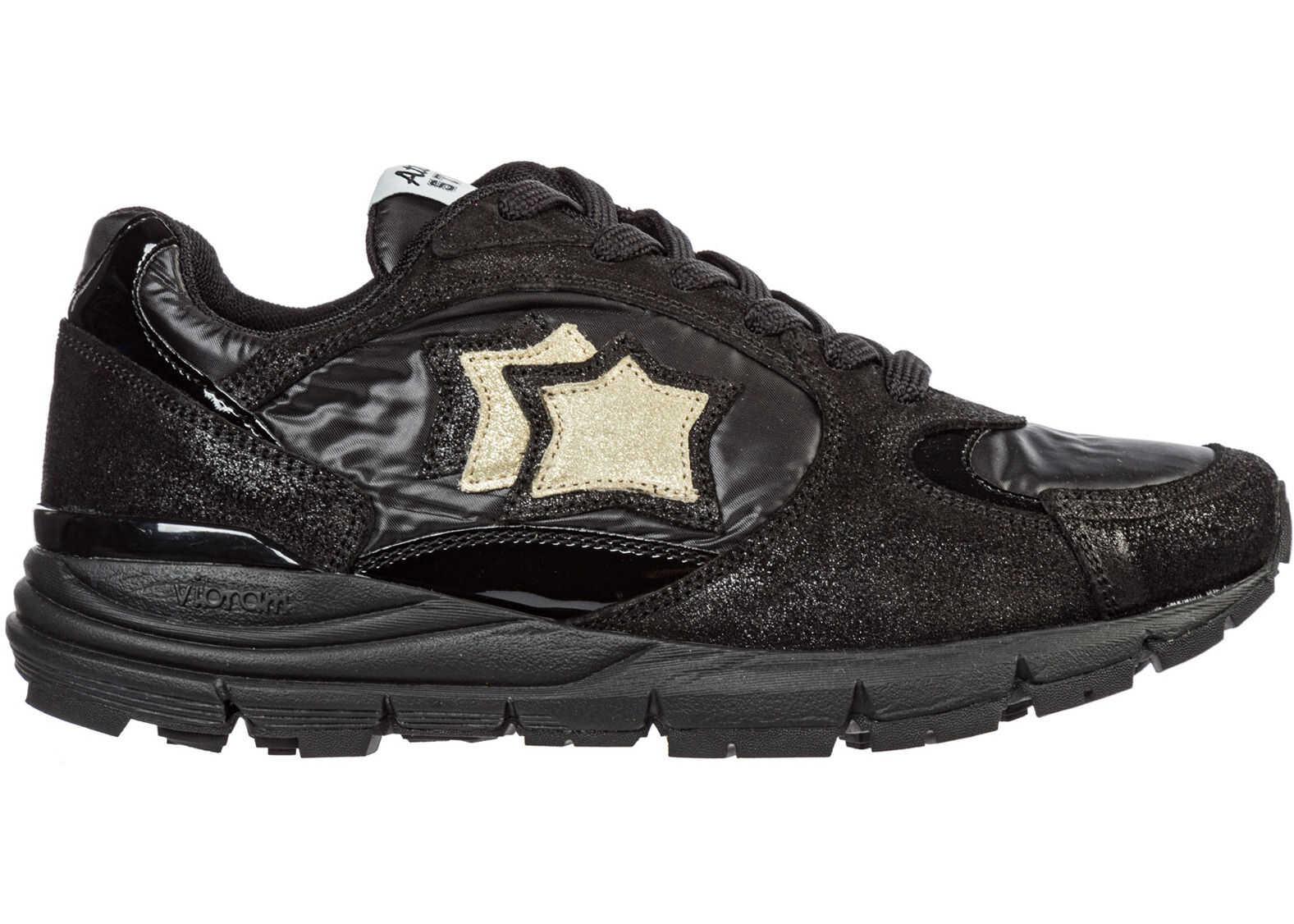 Atlantic Stars Sneakers Mira Black