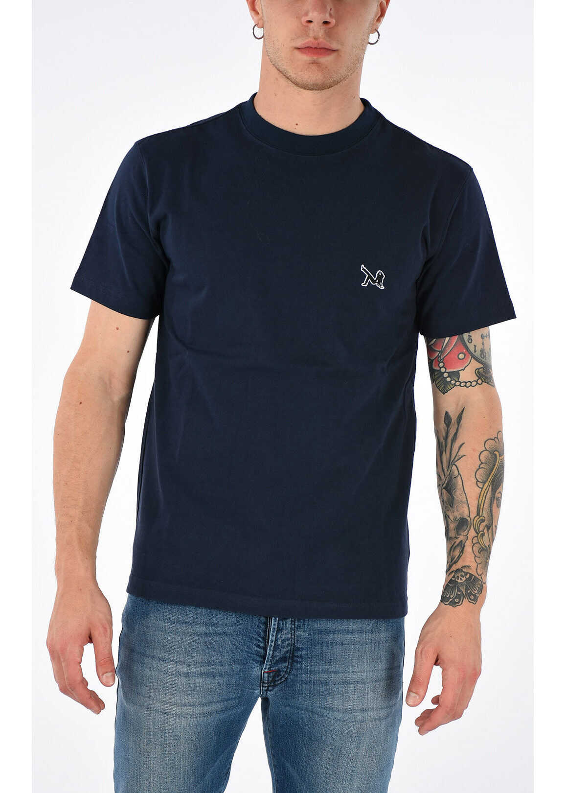 Calvin Klein 205W39NYC Roundneck T-shirt MIDNIGHT BLUE
