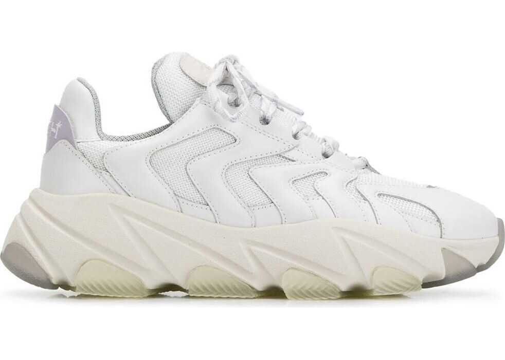 ASH Leather Sneakers WHITE