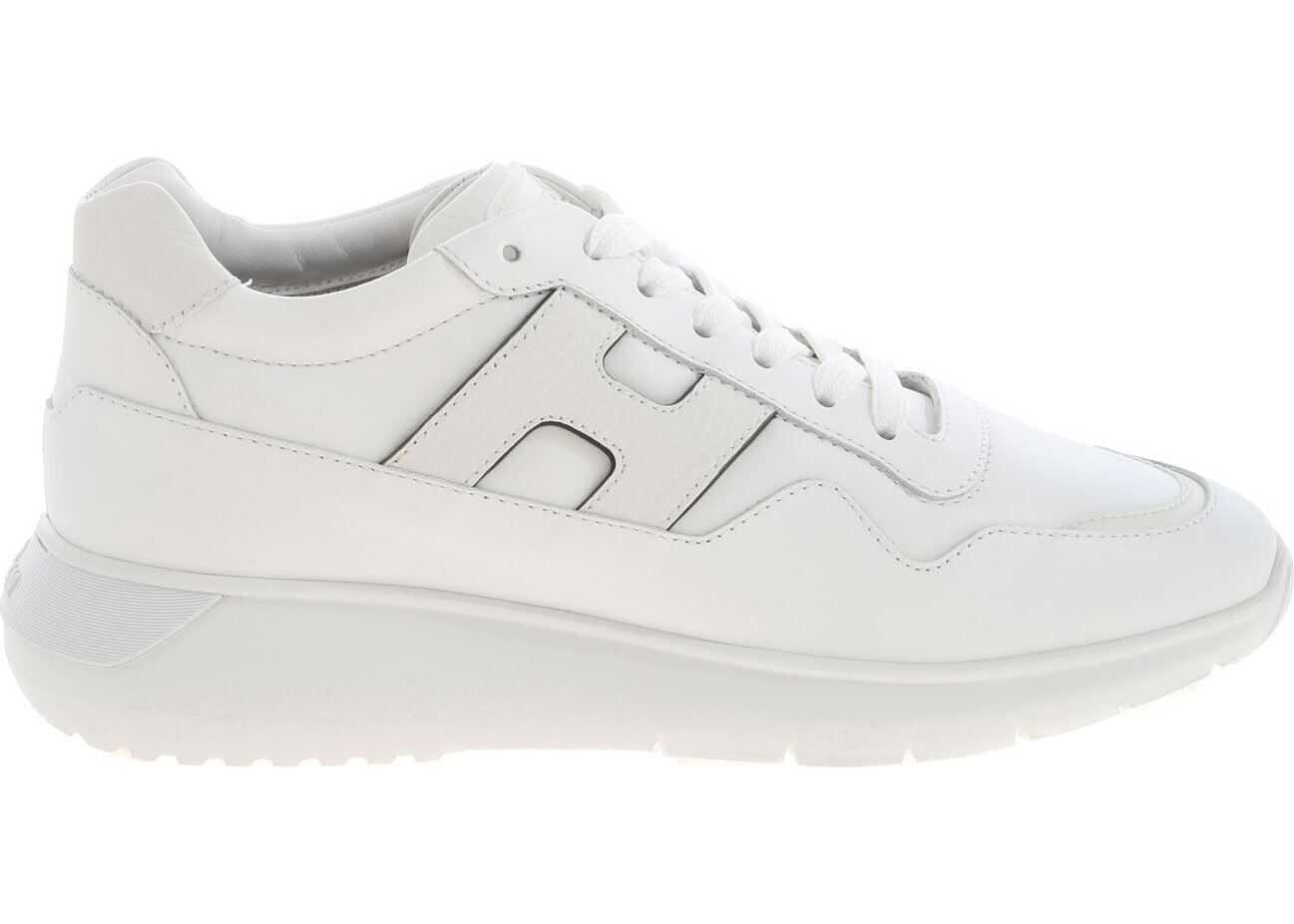 Hogan Interactive 3 Sneakers In White White