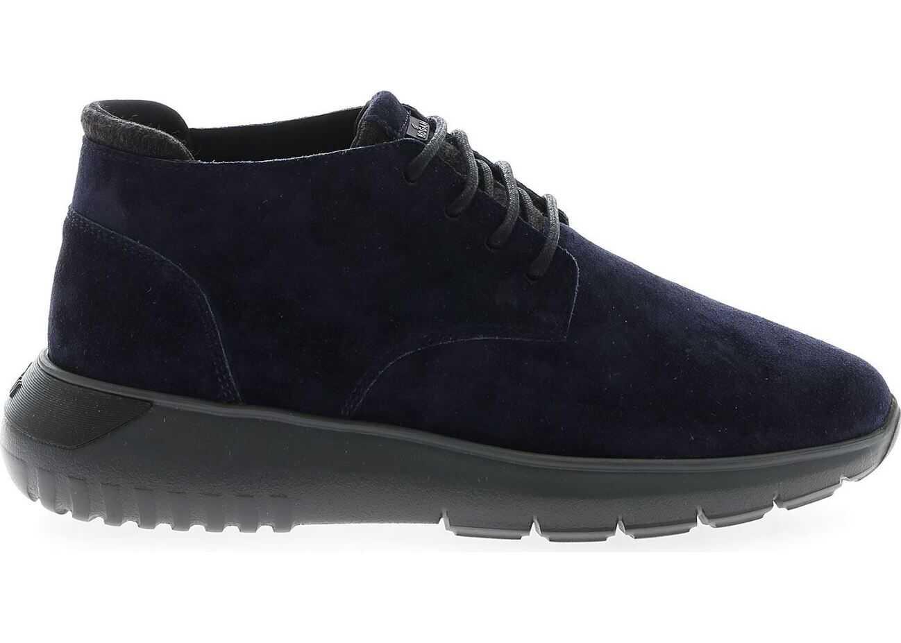 Hogan Interactive 3 Sneakers In Blue Blue