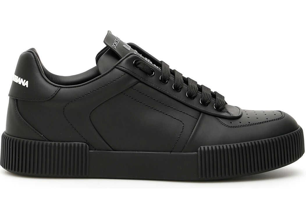 Dolce & Gabbana Miami Sneakers NERO