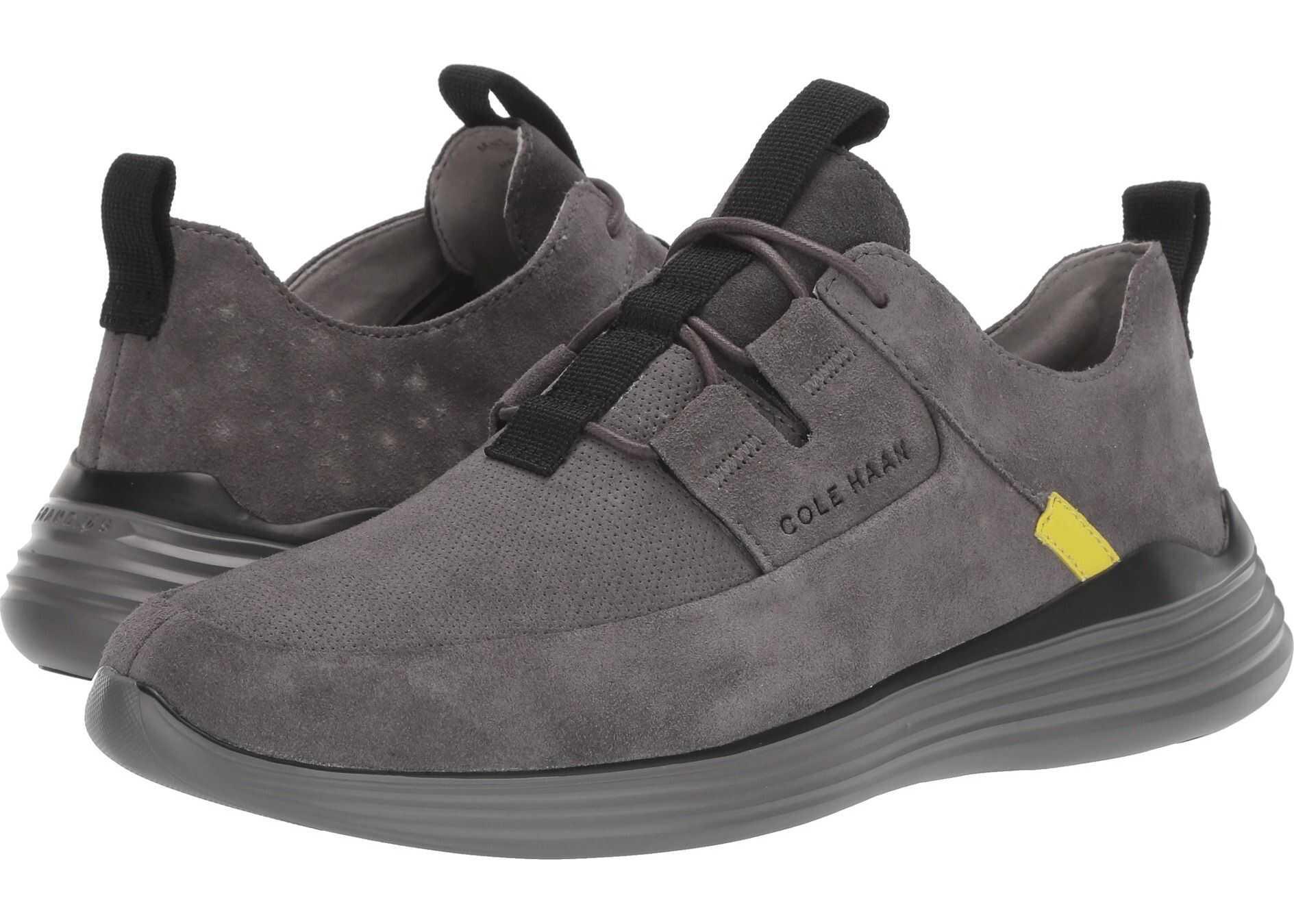 Cole Haan Grandsport Apron Toe Sneaker Quiet Shade/Quiet