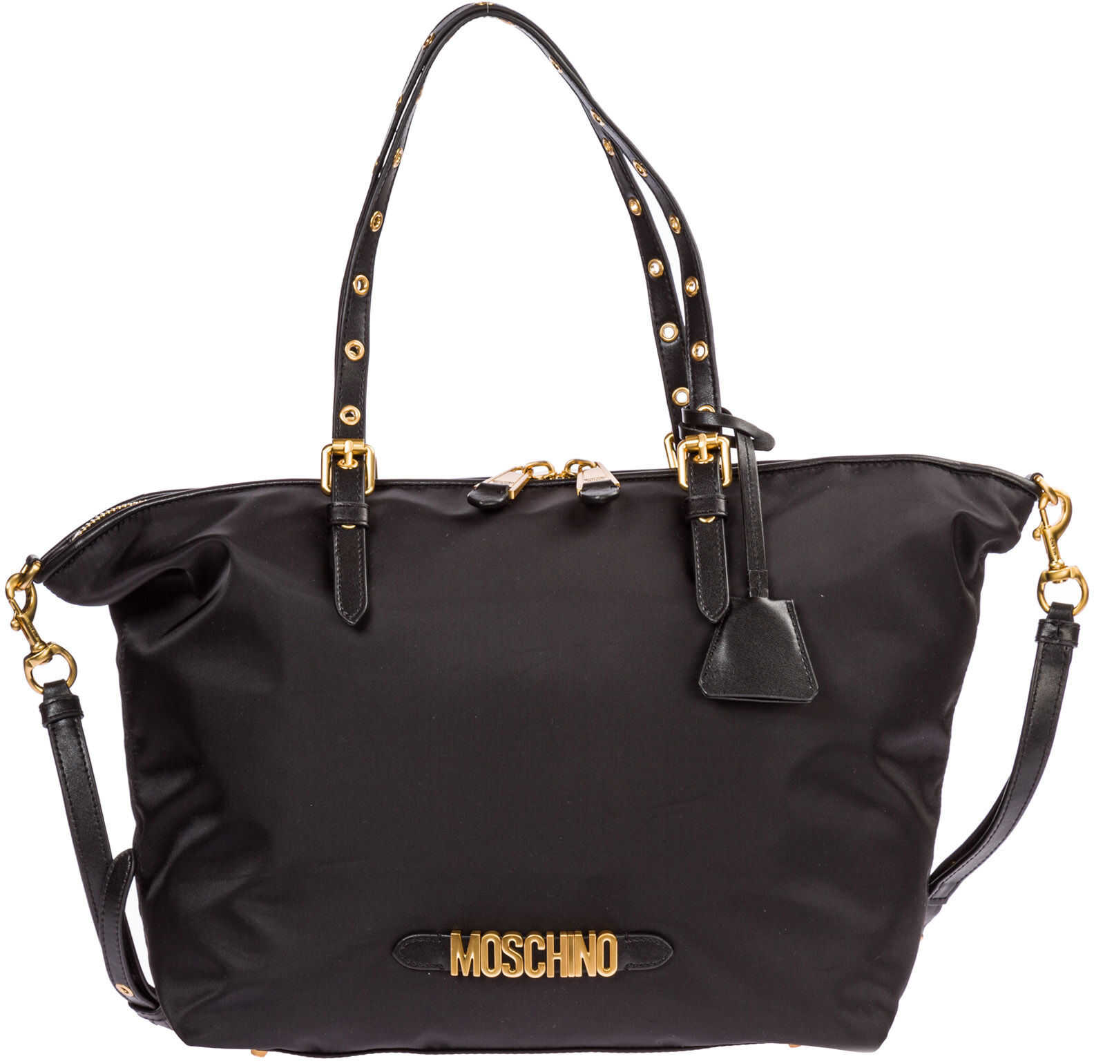 Moschino Shoulder Bag Black