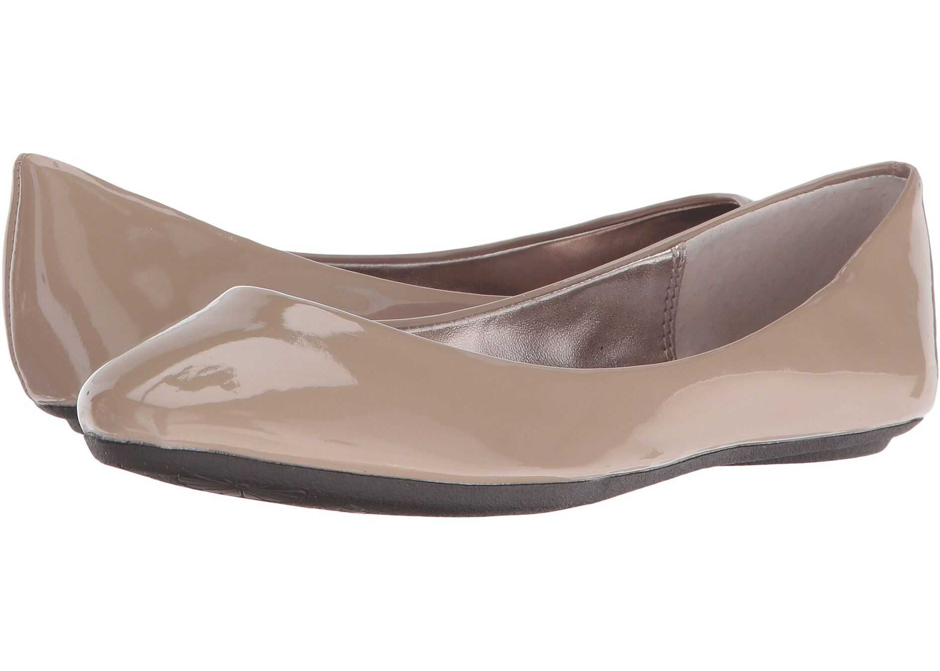 Steve Madden P-Heaven Taupe Patent