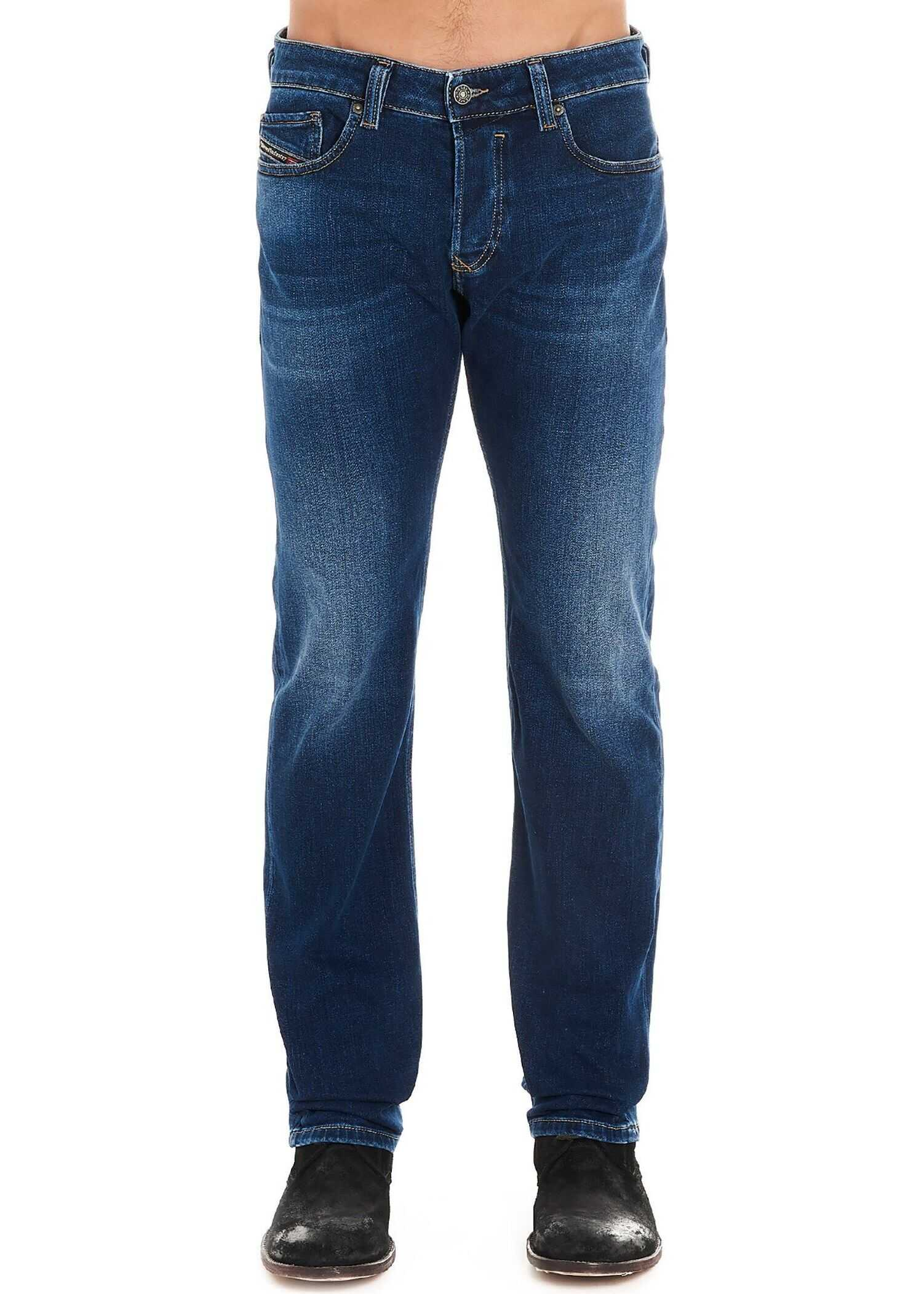 Diesel Cotton Jeans BLUE