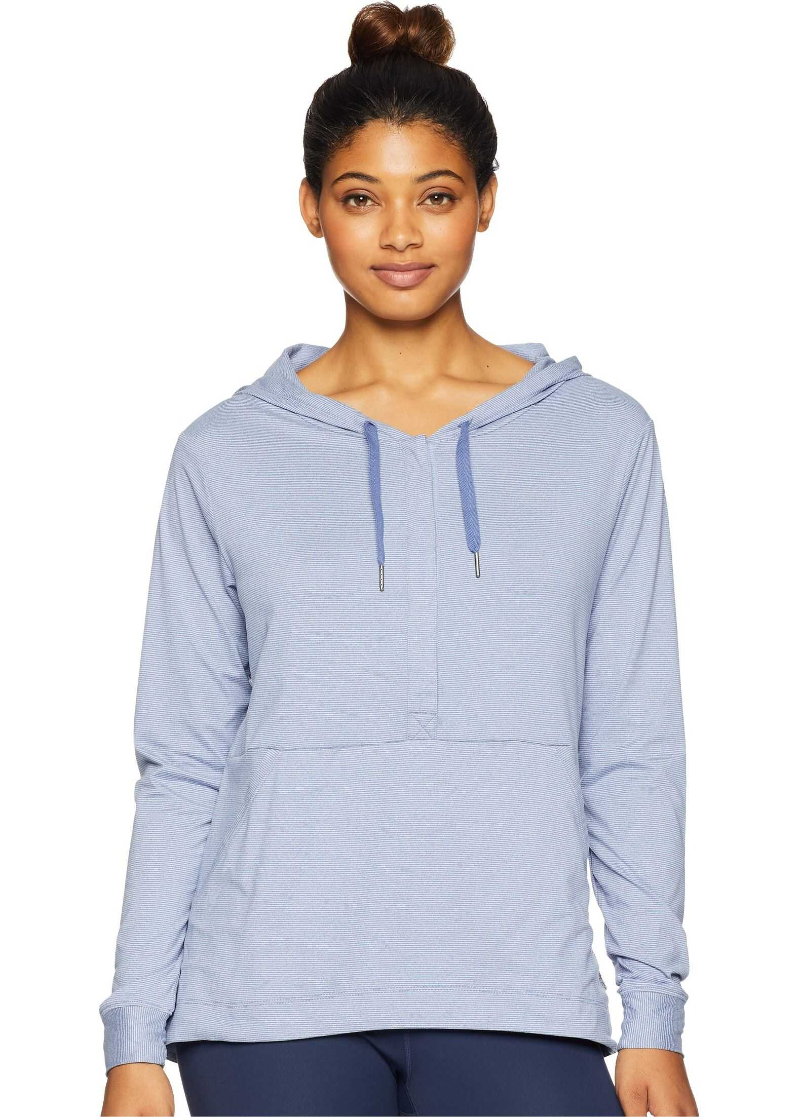 Columbia Reel Relaxed Hoodie Bluebell