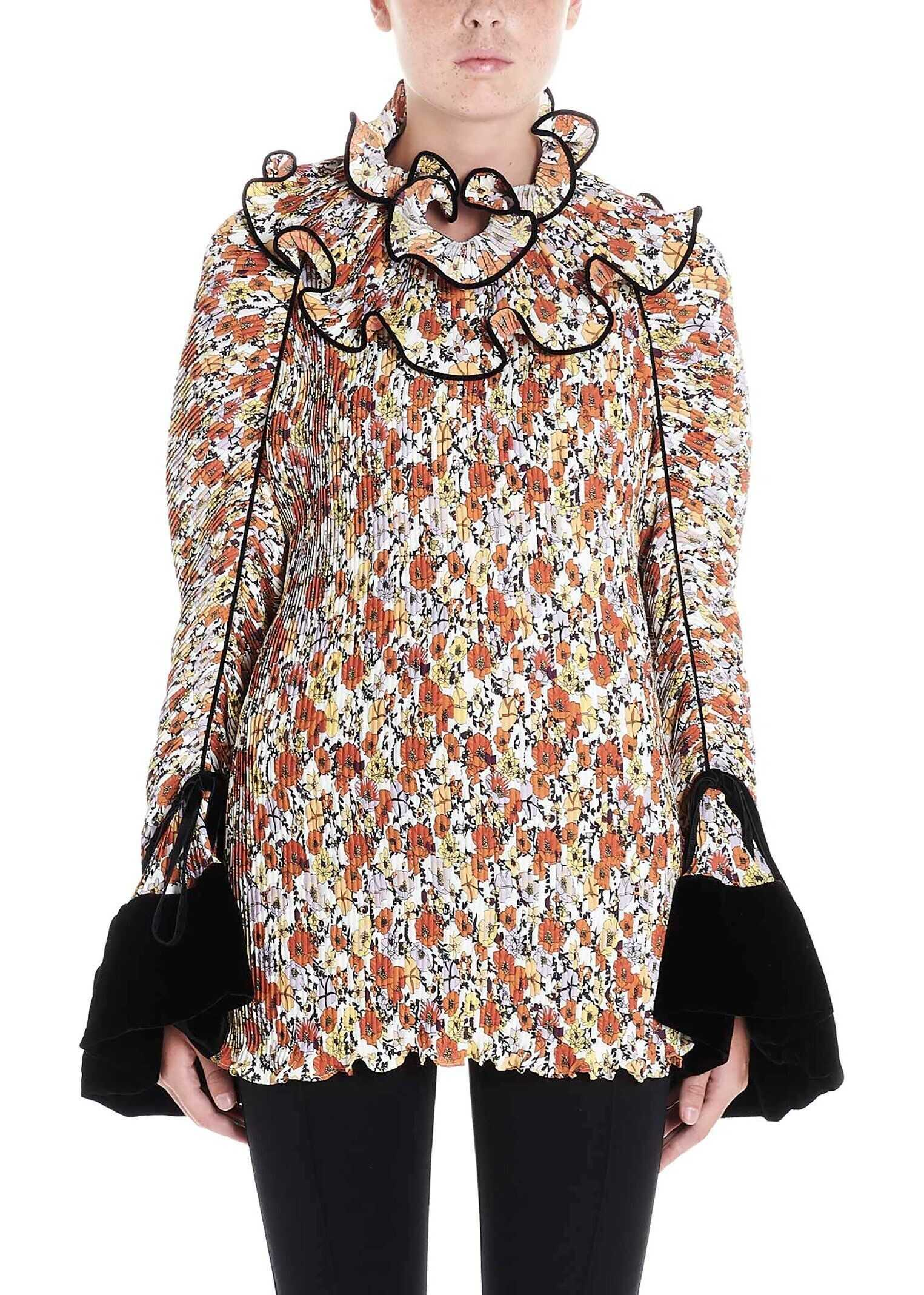 Tory Burch Polyester Blouse MULTICOLOR
