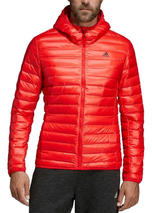 adidas M Varilite Ho Jacket Red