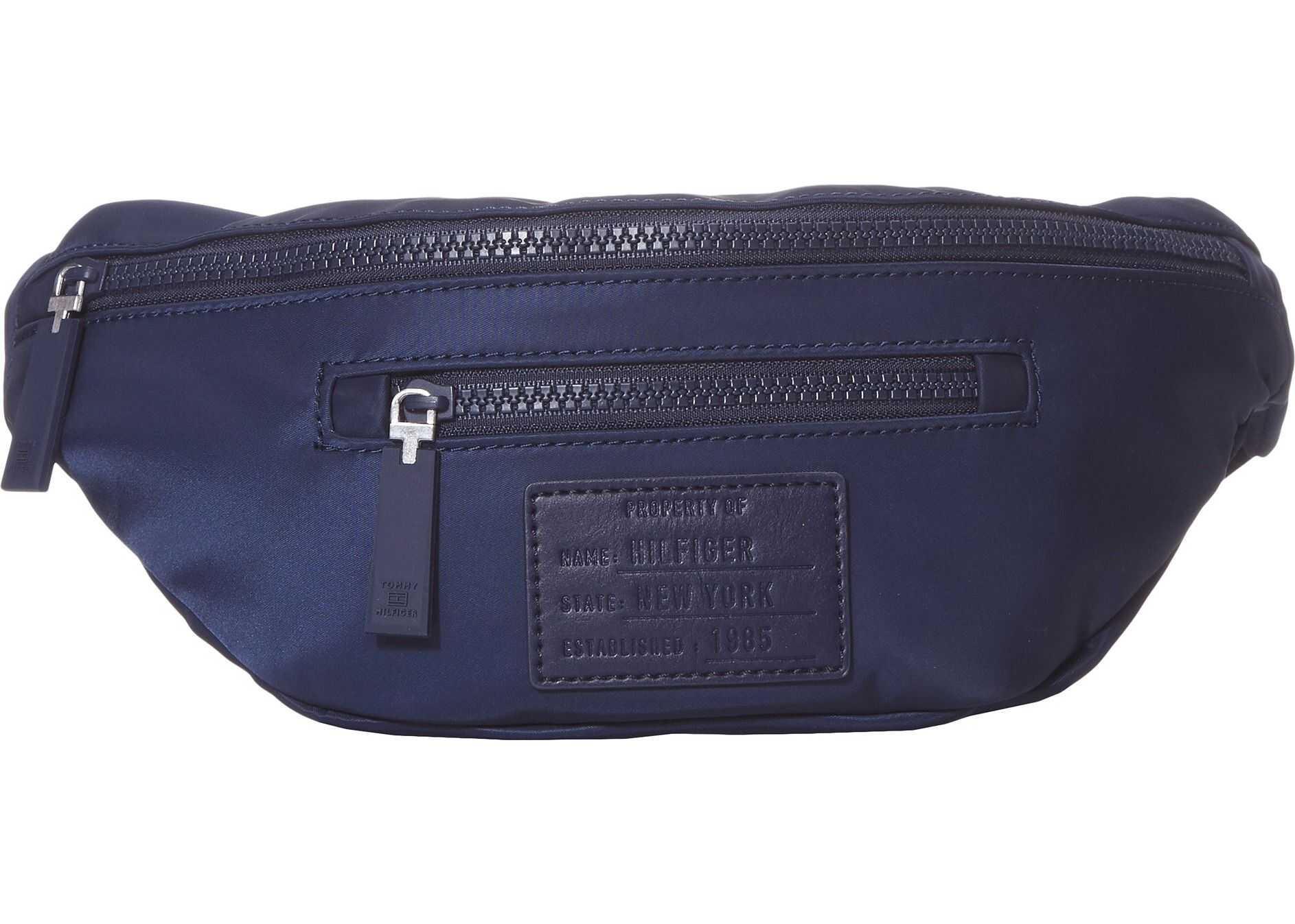 Tommy Hilfiger Patch Nylon Body Bag Tommy Navy