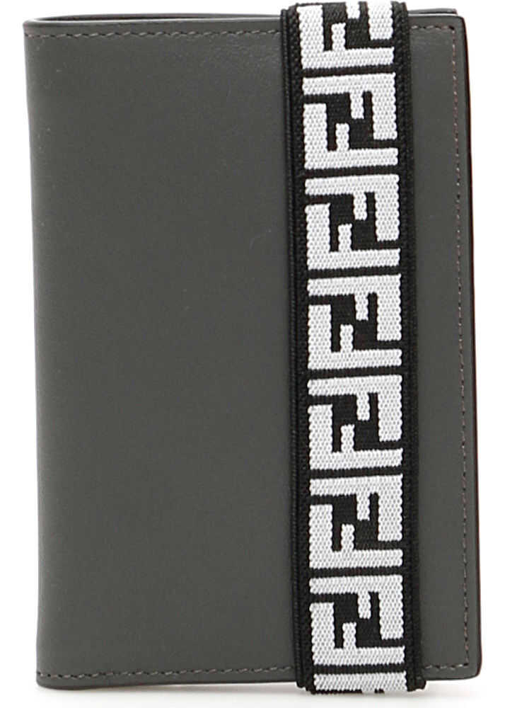 Fendi Cardholder With Ff Elastic thumbnail