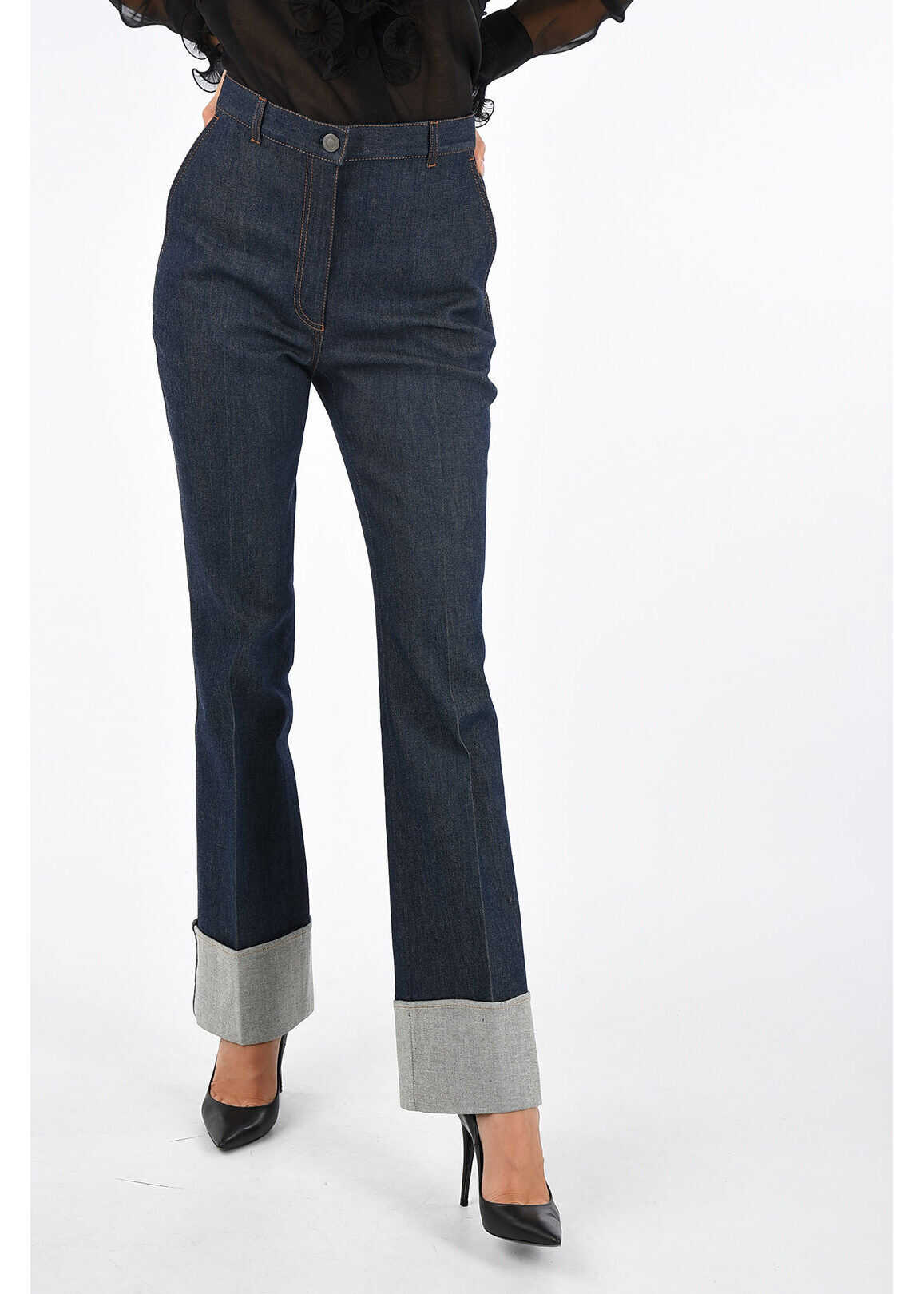 23cm Denim Stretch Jeans thumbnail