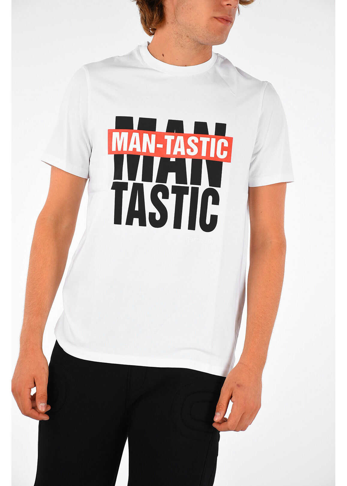 MAN-TASTIC Printed T-shirt