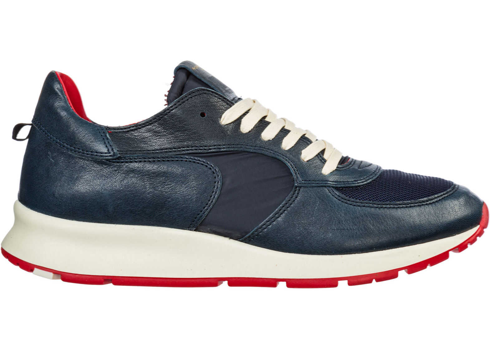 Philippe Model Sneakers Montecarlo Blue