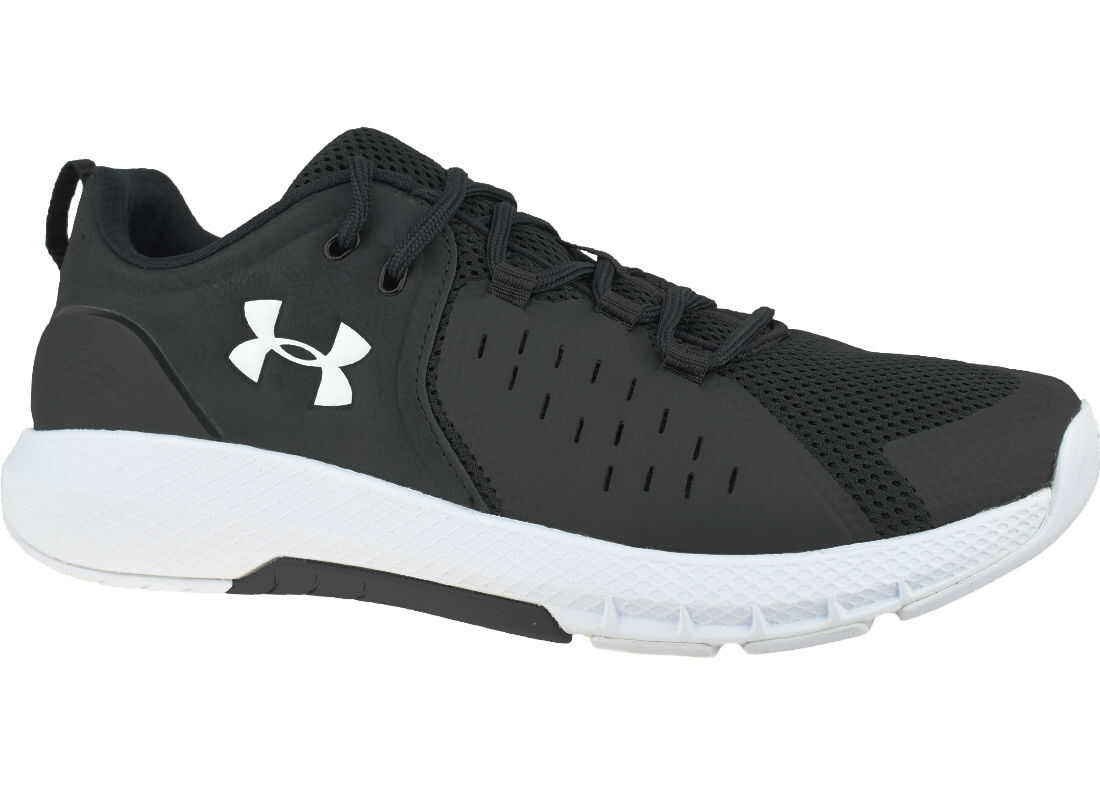 Under Armour Charged Commit TR 2.0 Black imagine b-mall.ro