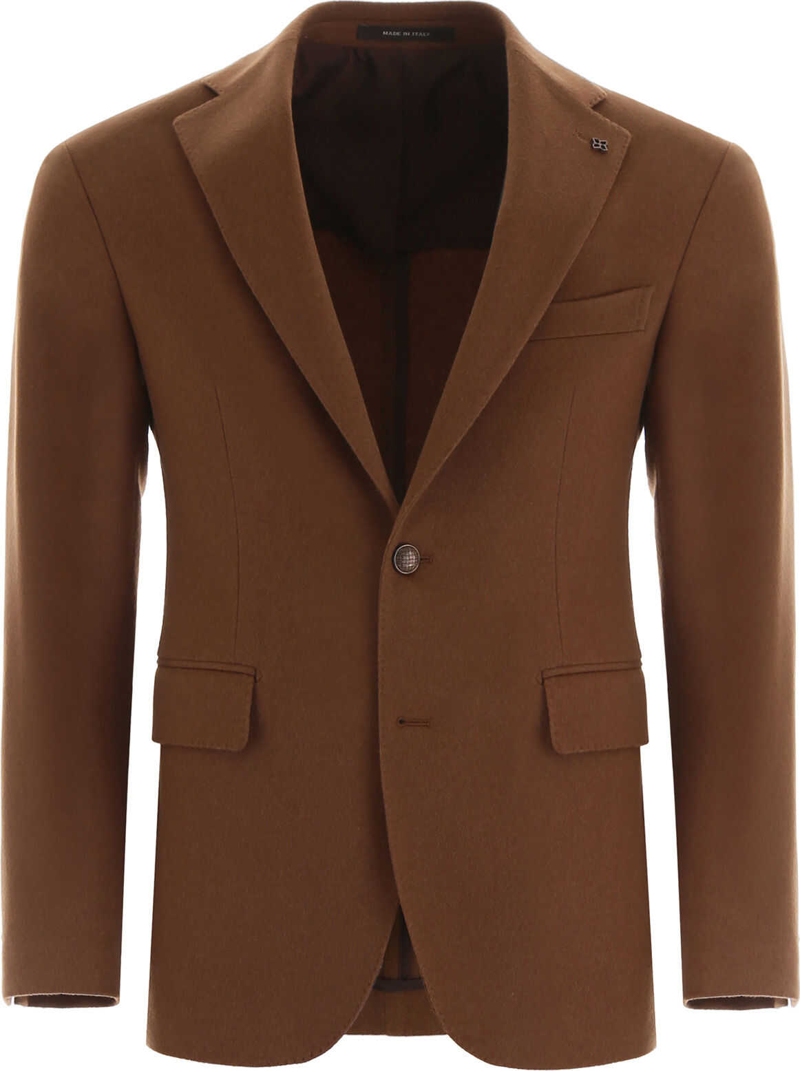 Tagliatore Formal Vesuvio Jacket CARAMEL