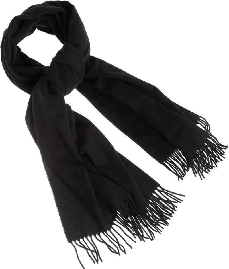 CANADA GOOSE Woven Scarf In Black Black