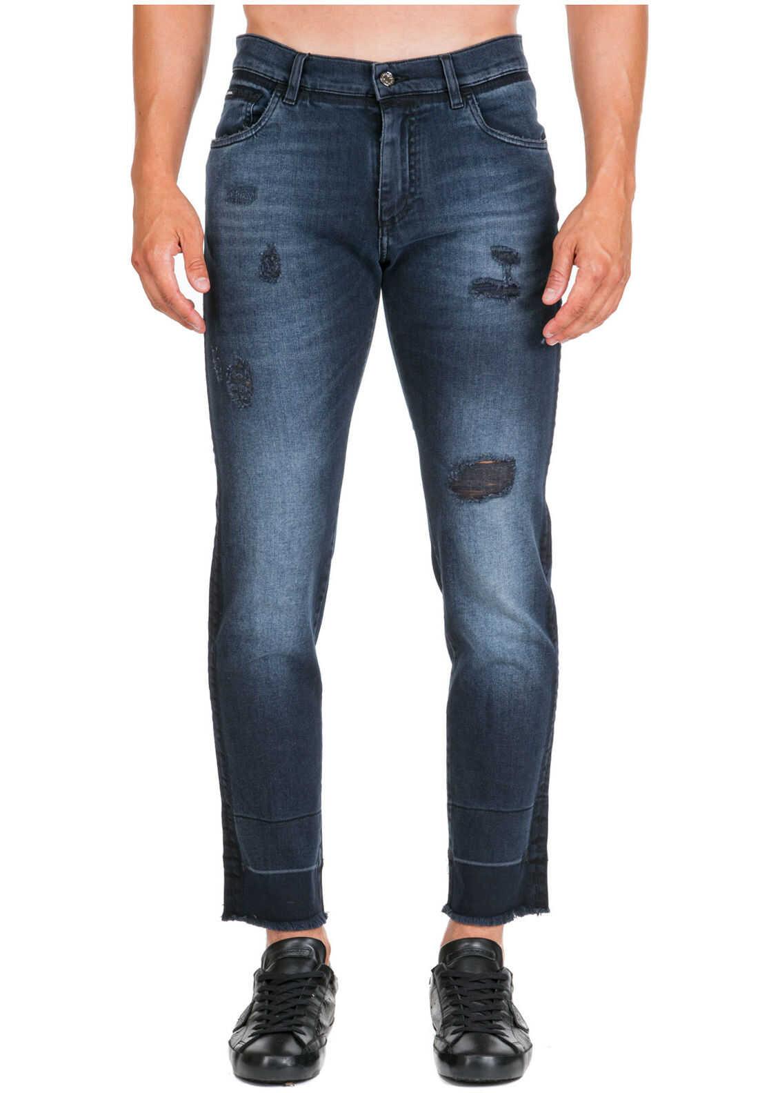 Dolce & Gabbana Jeans Denim Blue