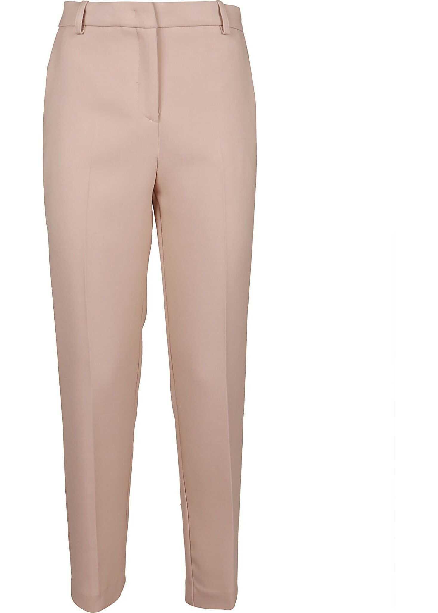 Pinko Polyester Pants PINK