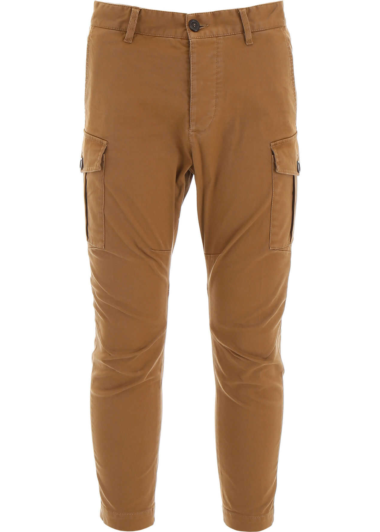 Sexy Cargo Fit Trousers thumbnail