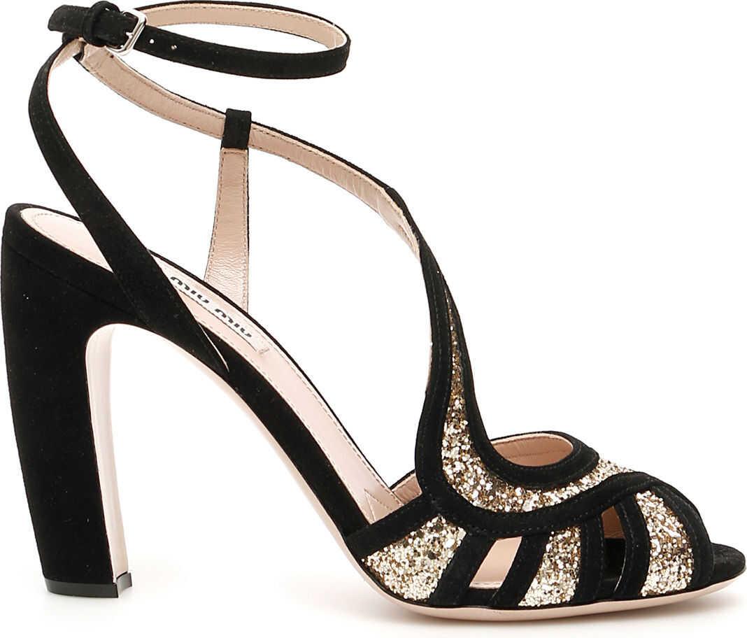 Glitter Sandals thumbnail